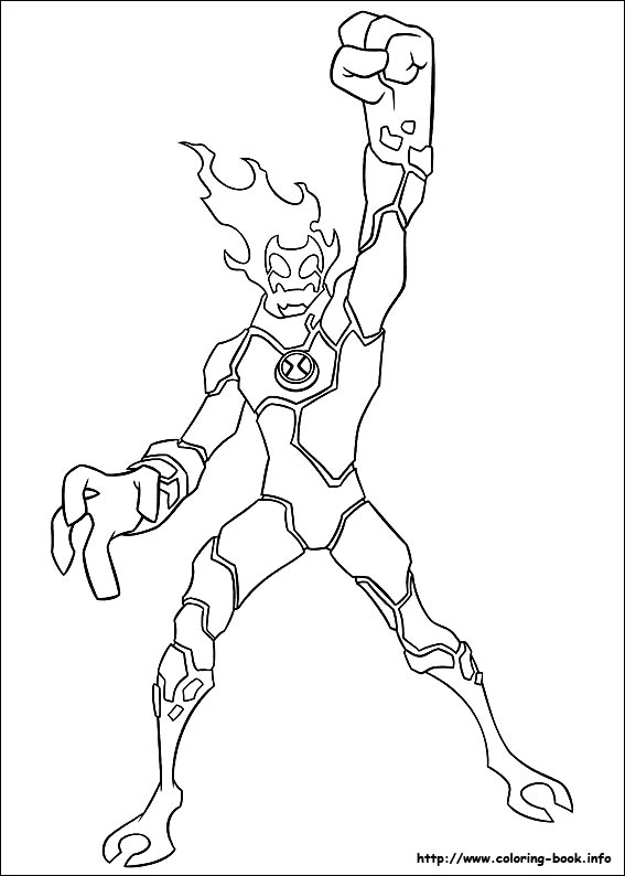 ben 10 feedback coloring pages ben 10 omniverse coloring pages at getdrawings free download ben feedback 10 pages coloring