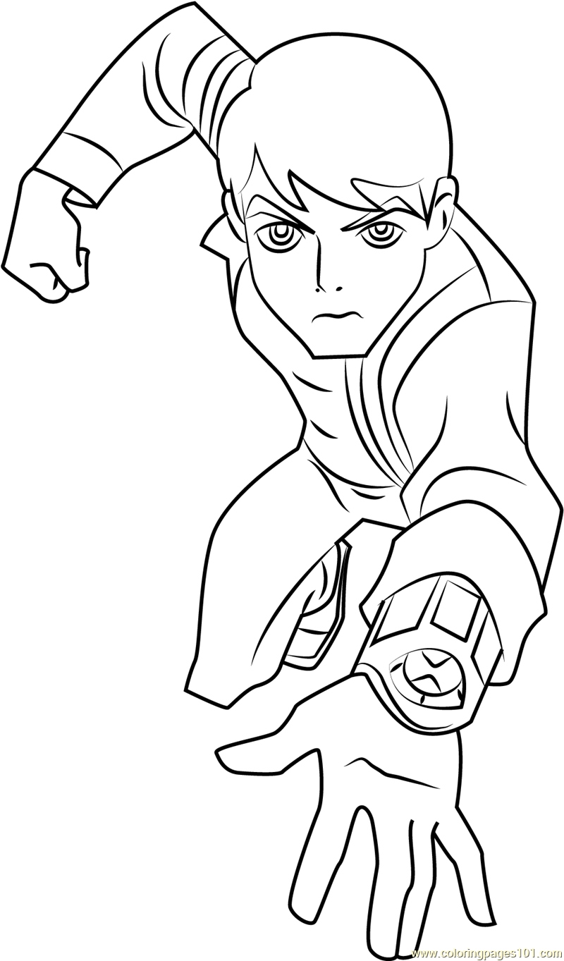 ben 10 feedback coloring pages ben 10 omniverse coloring pages at getdrawings free download coloring feedback pages 10 ben