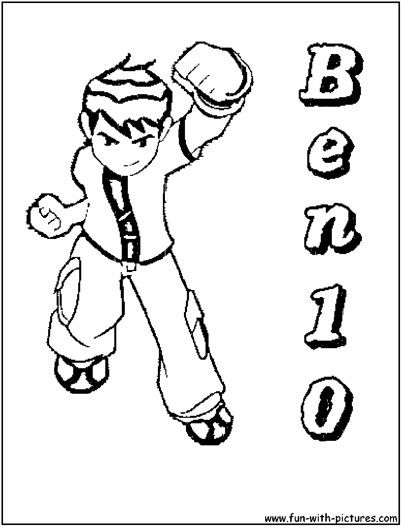 ben 10 feedback coloring pages ben10 001 coloring page 10 ben feedback pages coloring