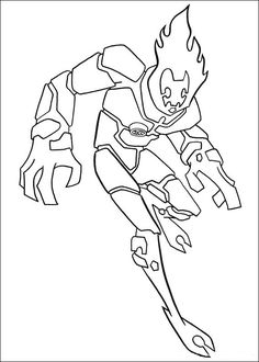 ben 10 overflow coloring best coloring pages site ben 10 coloring pages underwater 10 overflow coloring ben