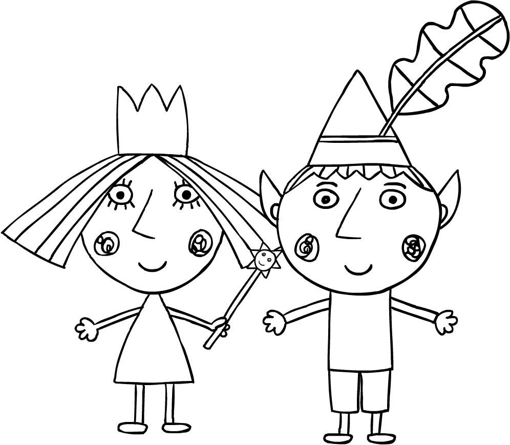 ben and holly coloring pages pdf ben and holly coloring pages and pages ben holly coloring pdf