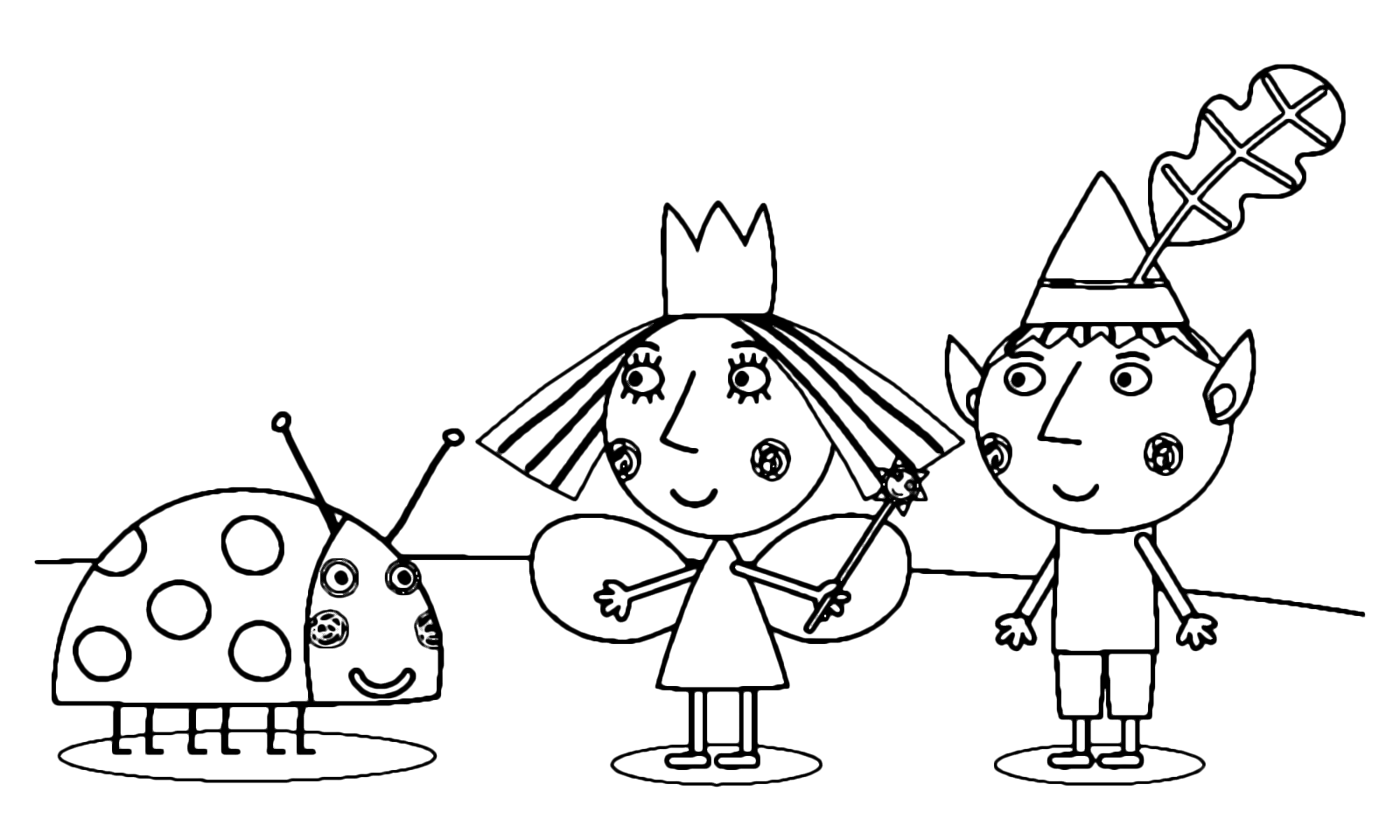 ben and holly coloring pages pdf ben holly39s little kingdom ben and holly with the pages coloring holly pdf and ben