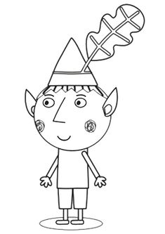 ben and holly coloring pages pdf il piccolo regno di ben e holly holly principessa delle pages pdf ben and coloring holly