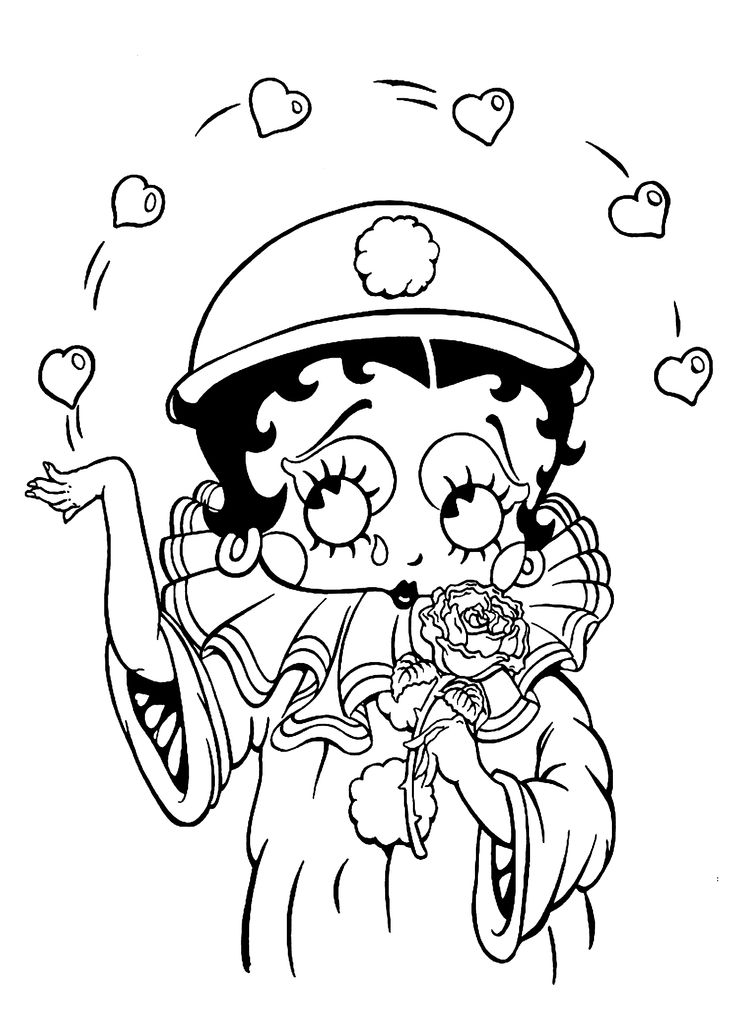 betty boop coloring pictures betty boop we coloring page 389 pictures boop coloring betty
