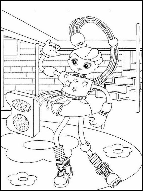 betty spaghetty coloring pages betty spaghetty colouring 6 betty pages coloring spaghetty