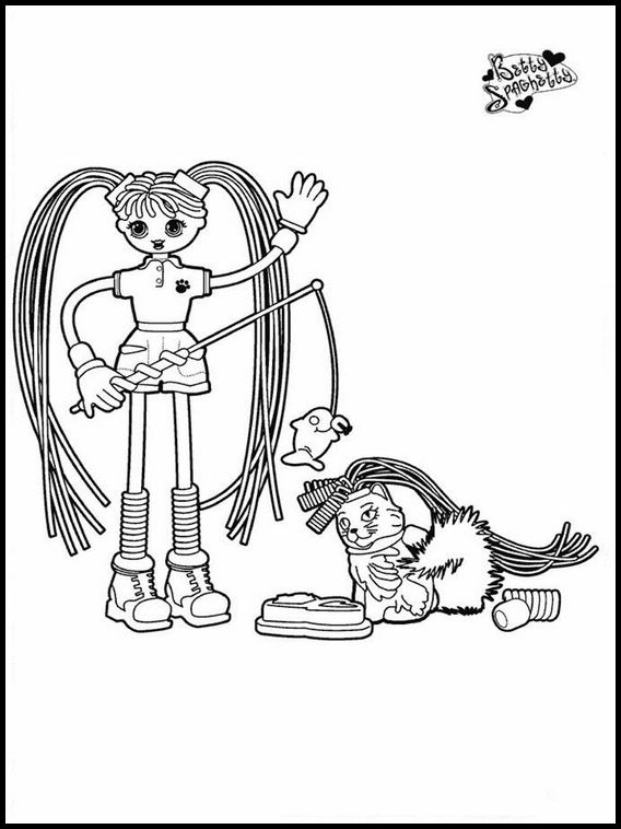 betty spaghetty coloring pages printable coloring pages for kids betty spaghetty 12 betty pages coloring spaghetty