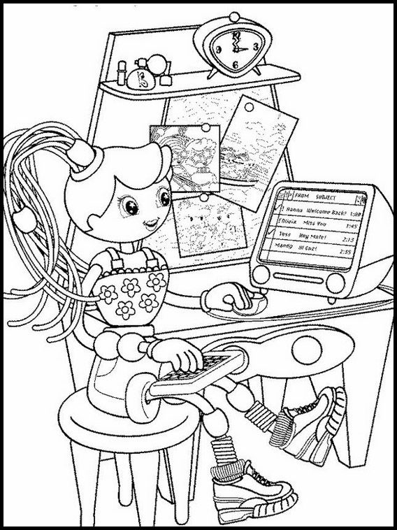 betty spaghetty coloring pages printable coloring pages for kids betty spaghetty 15 betty coloring pages spaghetty