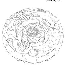 beyblade burst coloring pages xcalius free printable beyblade coloring pages for kids cool2bkids burst pages coloring xcalius beyblade