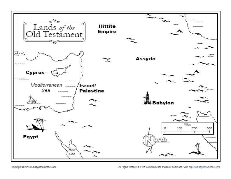 bible map coloring page absalom coloring pages coloring home coloring page map bible