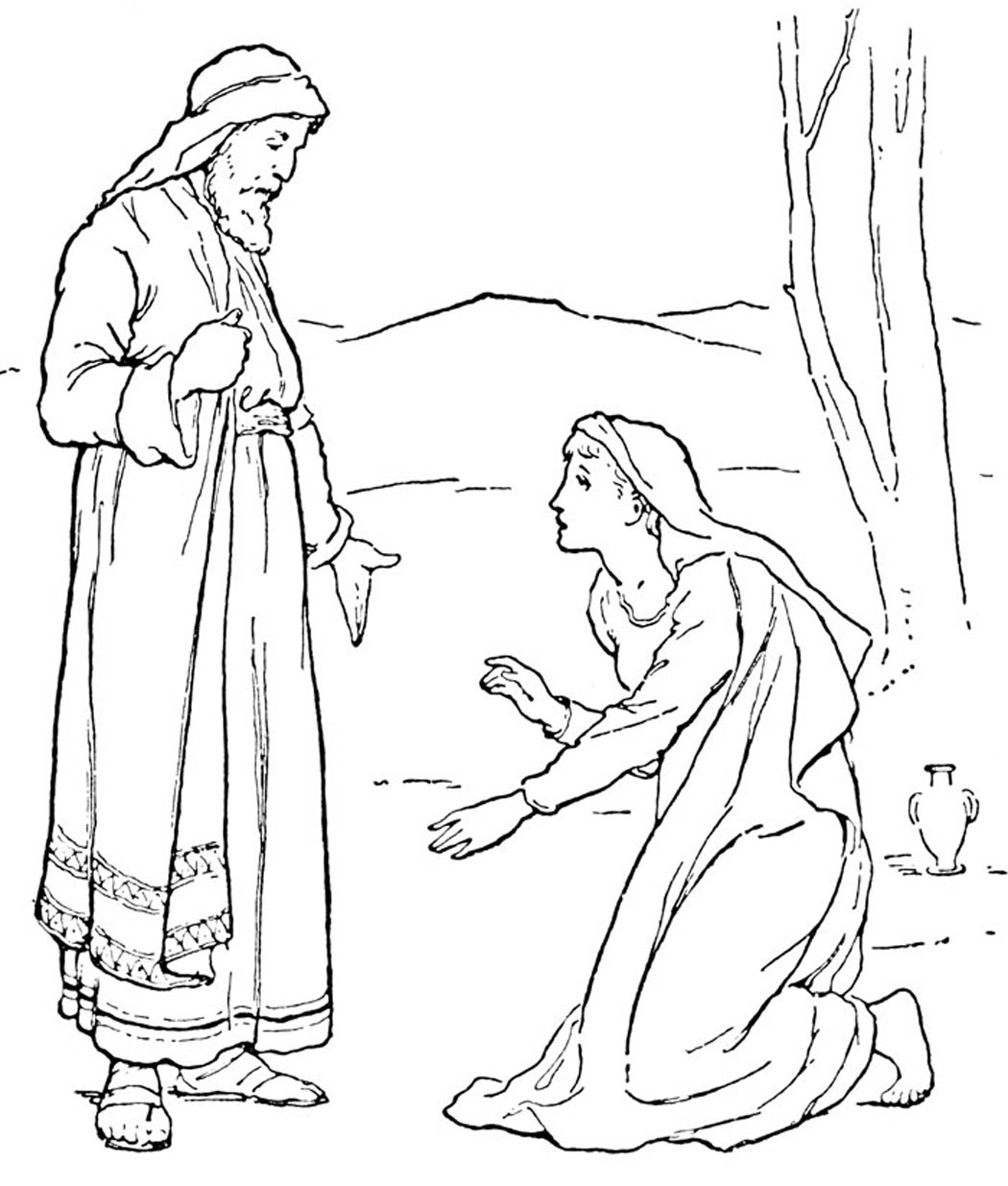 bible related coloring pages kids church coloring pages at getcoloringscom free related bible coloring pages