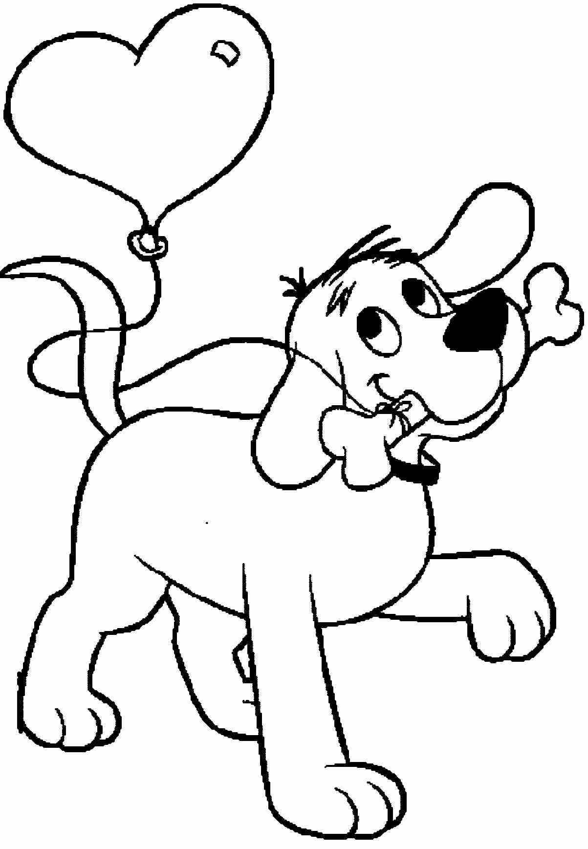 big coloring pages small dog clifford the big red dog coloring page big pages coloring