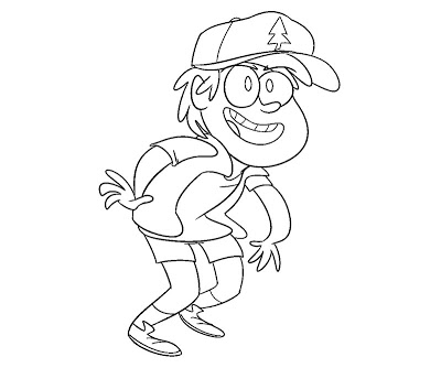 big dipper coloring page free coloring pages of gravity falls dipper in 2019 fall big dipper coloring page