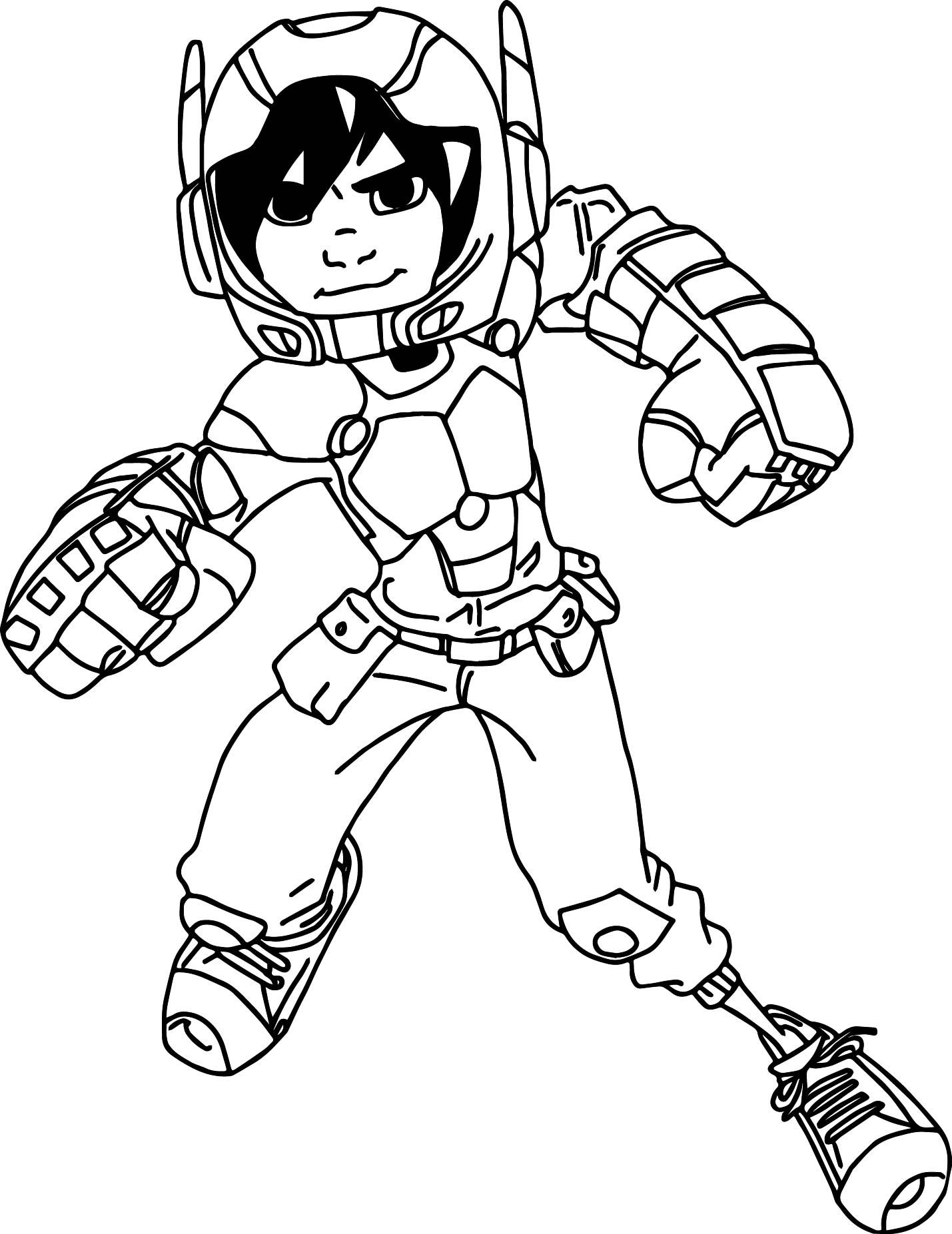 big hero 6 coloring pages awesome big hero 6 characters hiro hamada stay coloring big hero coloring pages 6