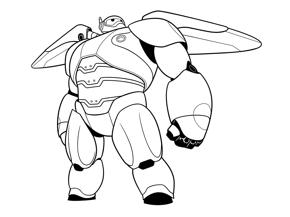 big hero 6 coloring pages big hero 6 coloring pages print and colorcom big pages hero coloring 6