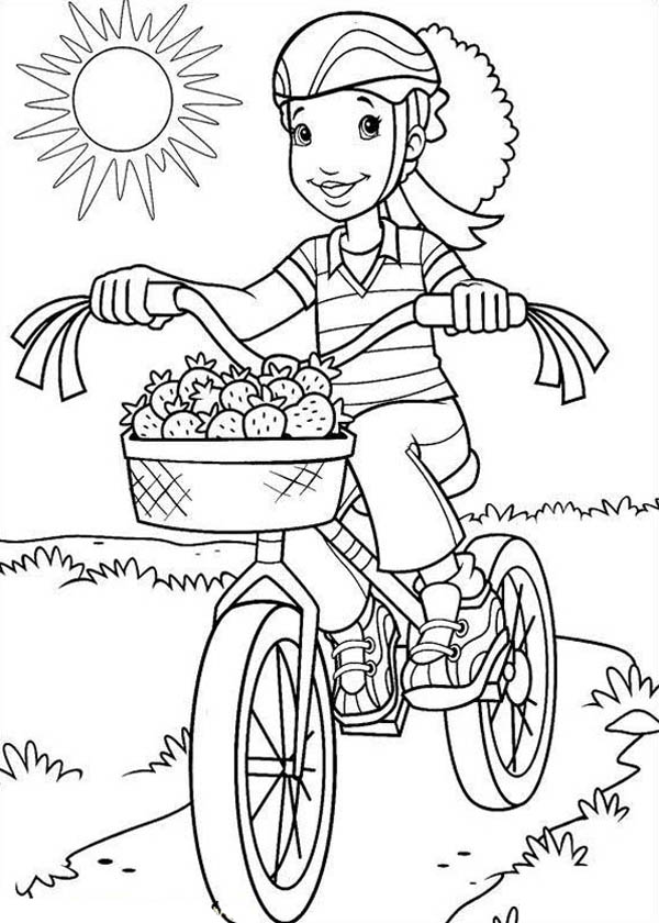 bike coloring page bicycle coloring page coloring home coloring page bike