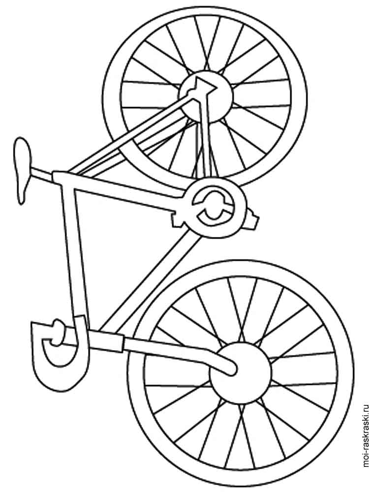 bike coloring page bicycle coloring pages free printable bicycle coloring pages bike page coloring