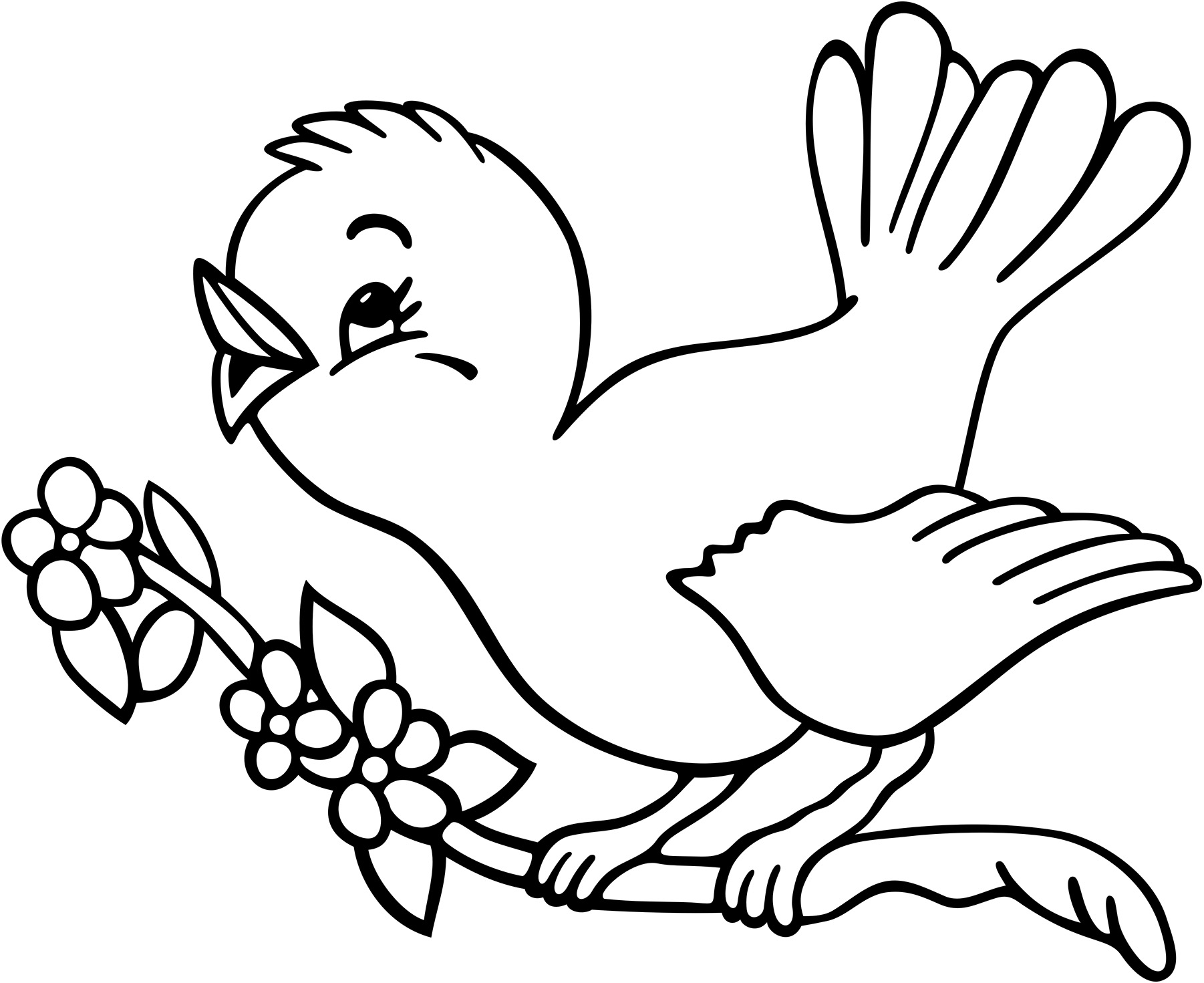 bird color pages bird10 coloring kids pages color bird