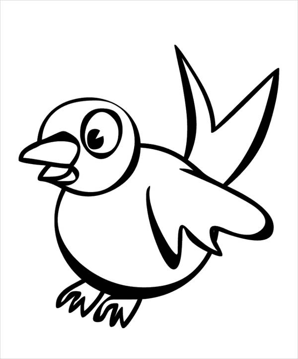 bird color pages free 20 bird coloring pages in ai color bird pages