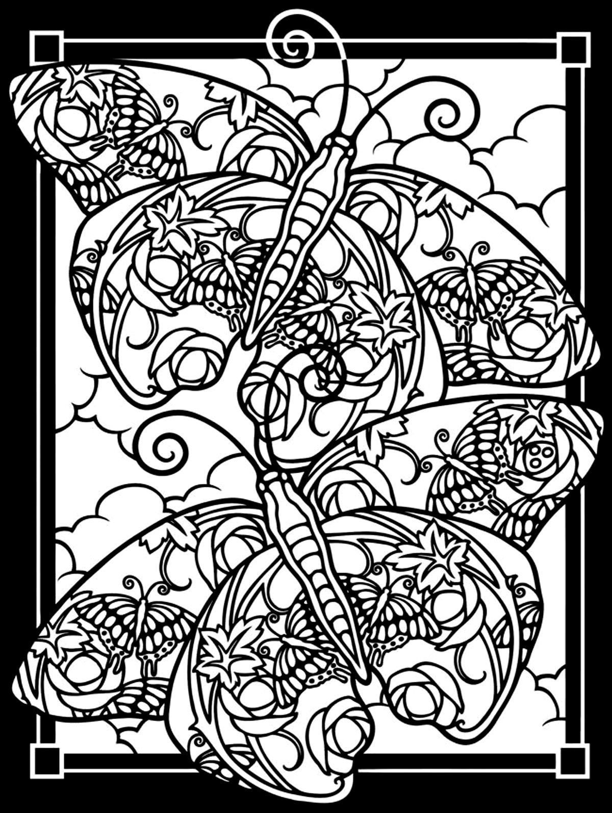 black and white coloring pages for adults art black and white and girl image grayscale coloring coloring adults white and pages black for