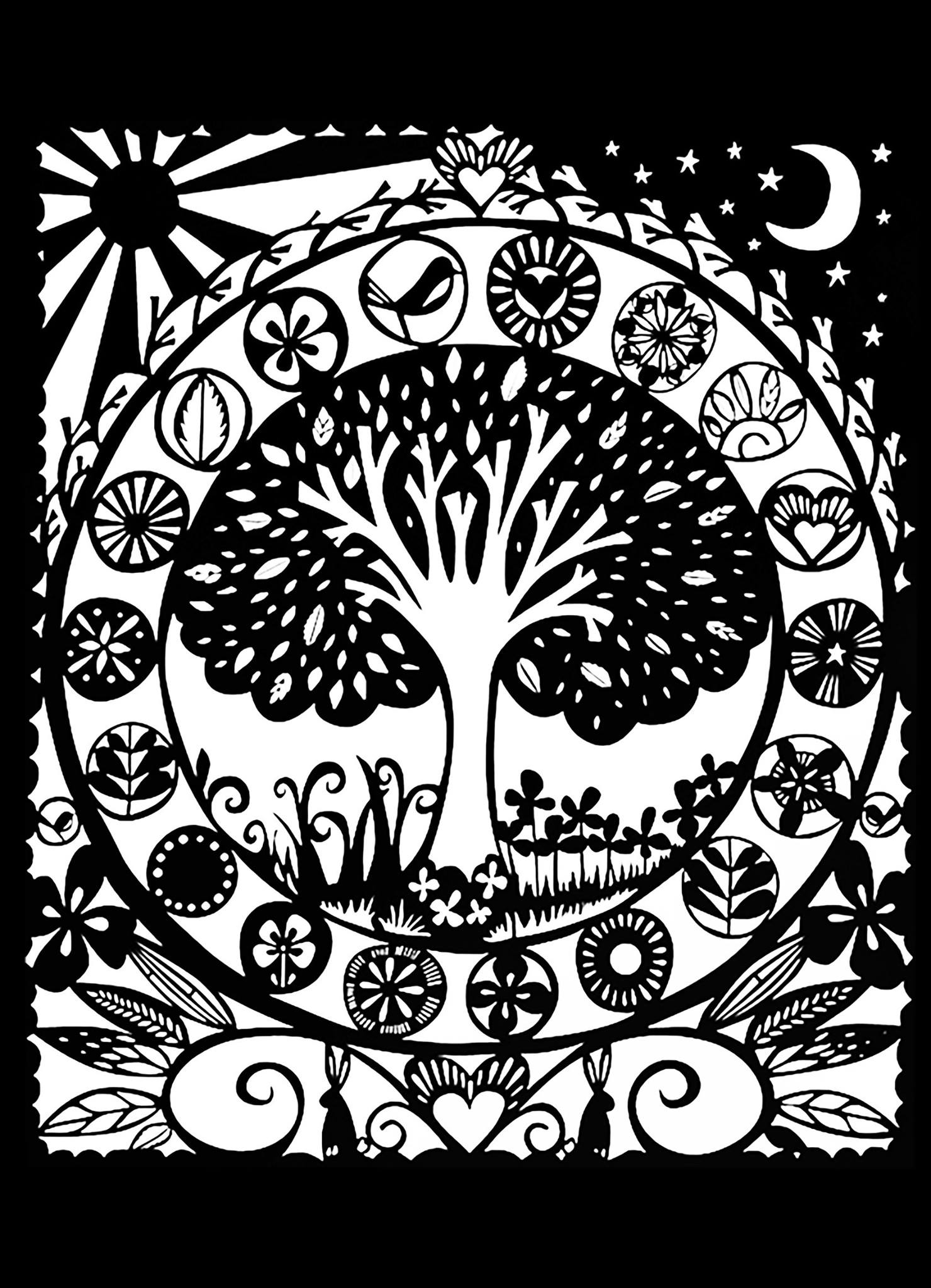 black and white coloring pages for adults free clipart of a black and white adult coloring page white for pages adults coloring black and