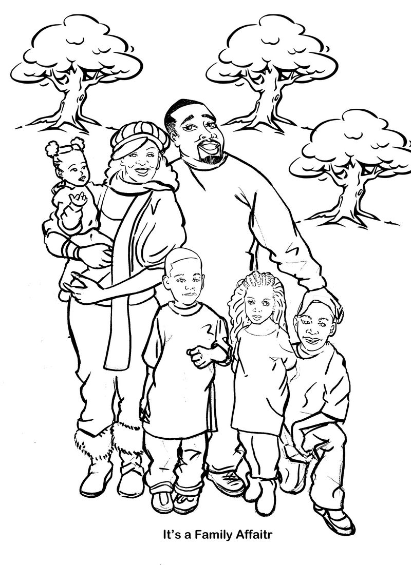 black family coloring pages eula allen obituary lancaster california tributescom black pages family coloring