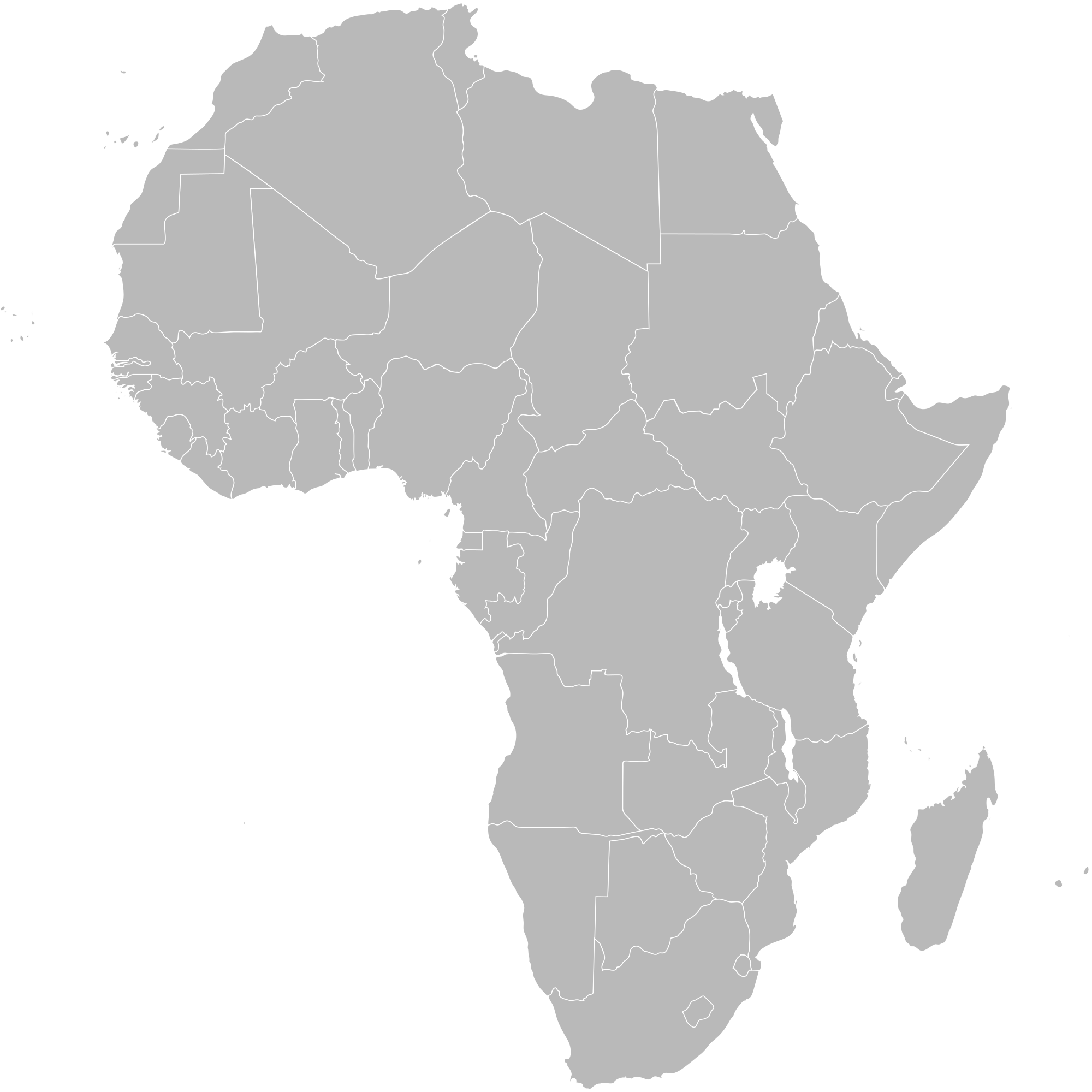 blank map of africa africa blank political map nexus5manual throughout blank africa map blank of