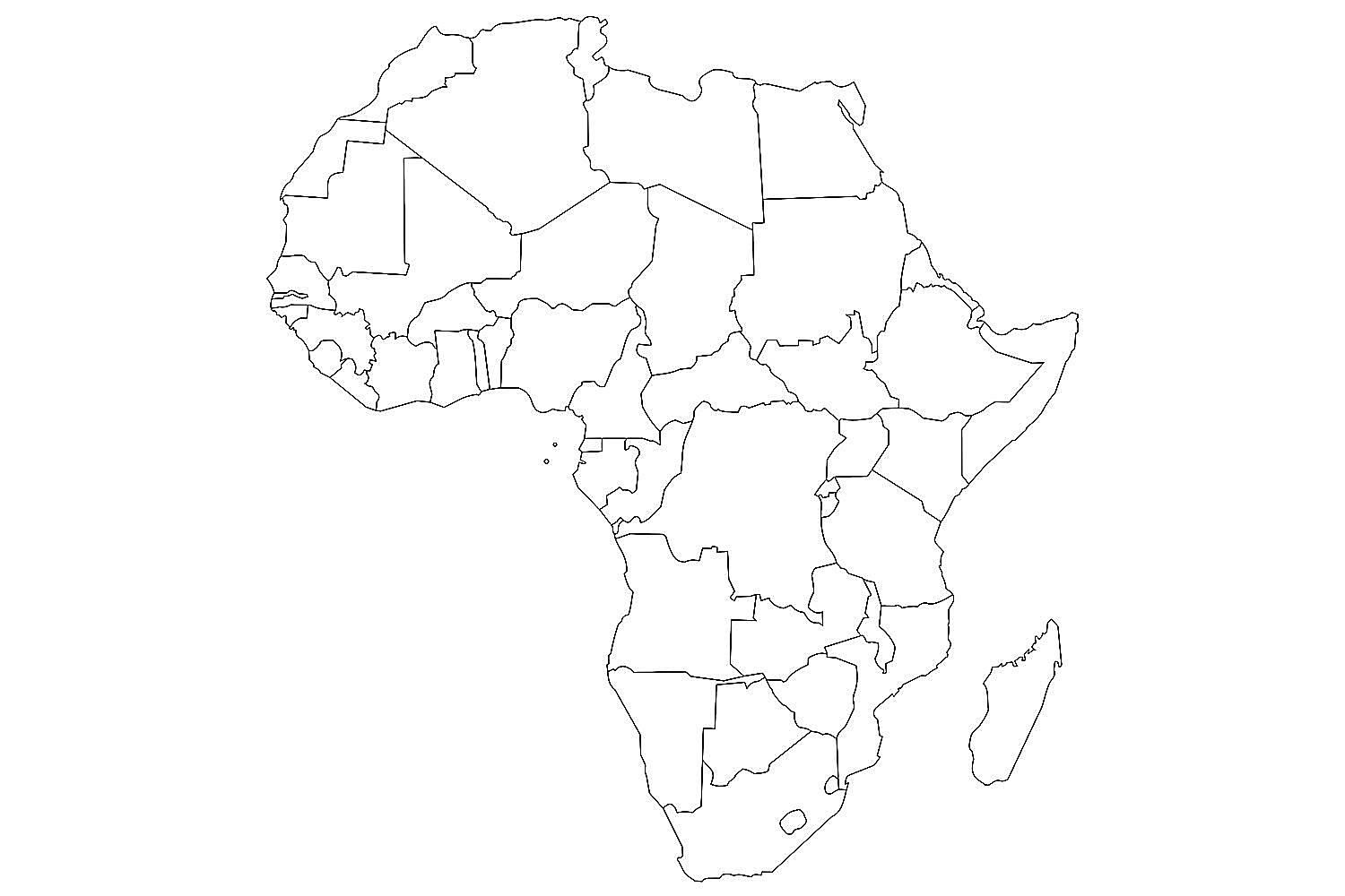 blank map of africa fileblankmap africa3svg wikimedia commons blank of map africa