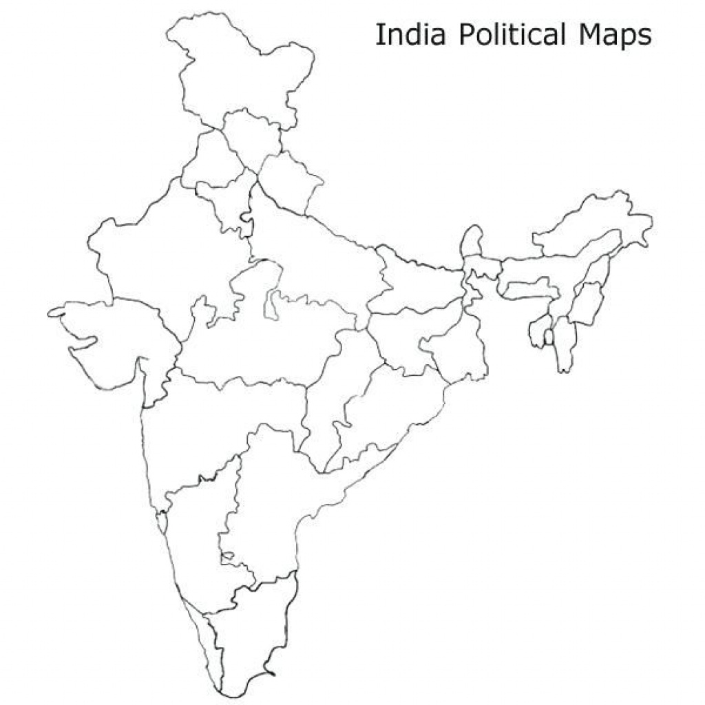 blank map of india blank map of india pdf best photos of india map outline map india blank of
