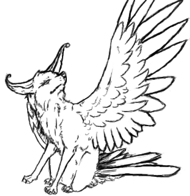 blue jay outline blue jay coloring page at getcoloringscom free blue jay outline