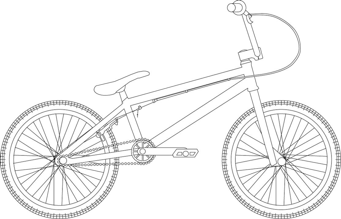bmx bike drawing bmx png 20 free cliparts download images on clipground 2020 bike bmx drawing