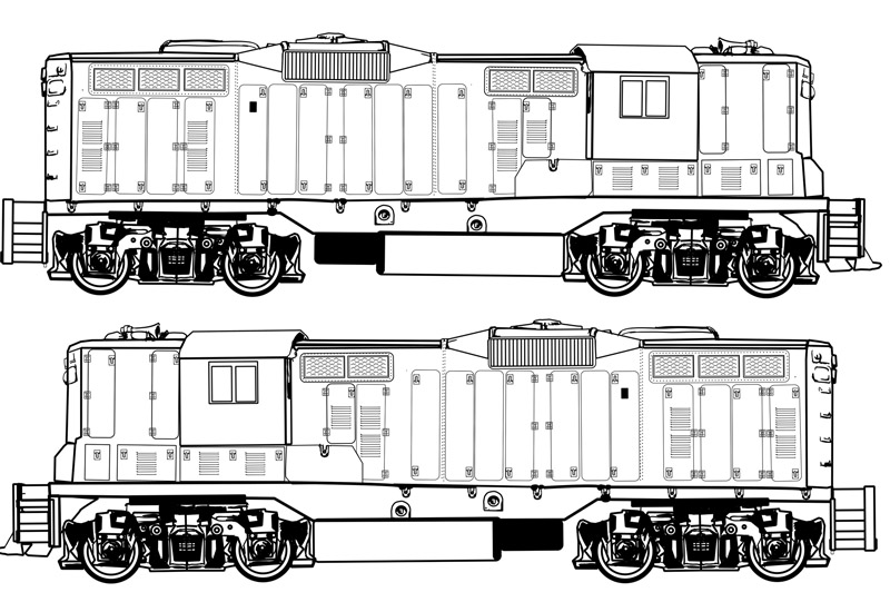 bnsf train coloring pages amtrak local by leadfoot17 on deviantart train bnsf coloring pages