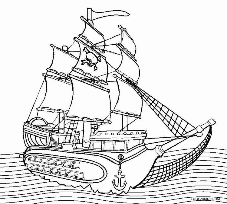 boat coloring sheet pirate ship coloring pages to download and print for free coloring boat sheet