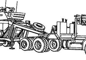 boat trailer coloring pages truck pulling trailer coloring pages coloring pages boat coloring trailer pages