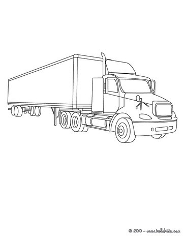 boat trailer coloring pages truck pulling trailer coloring pages coloring pages trailer pages boat coloring