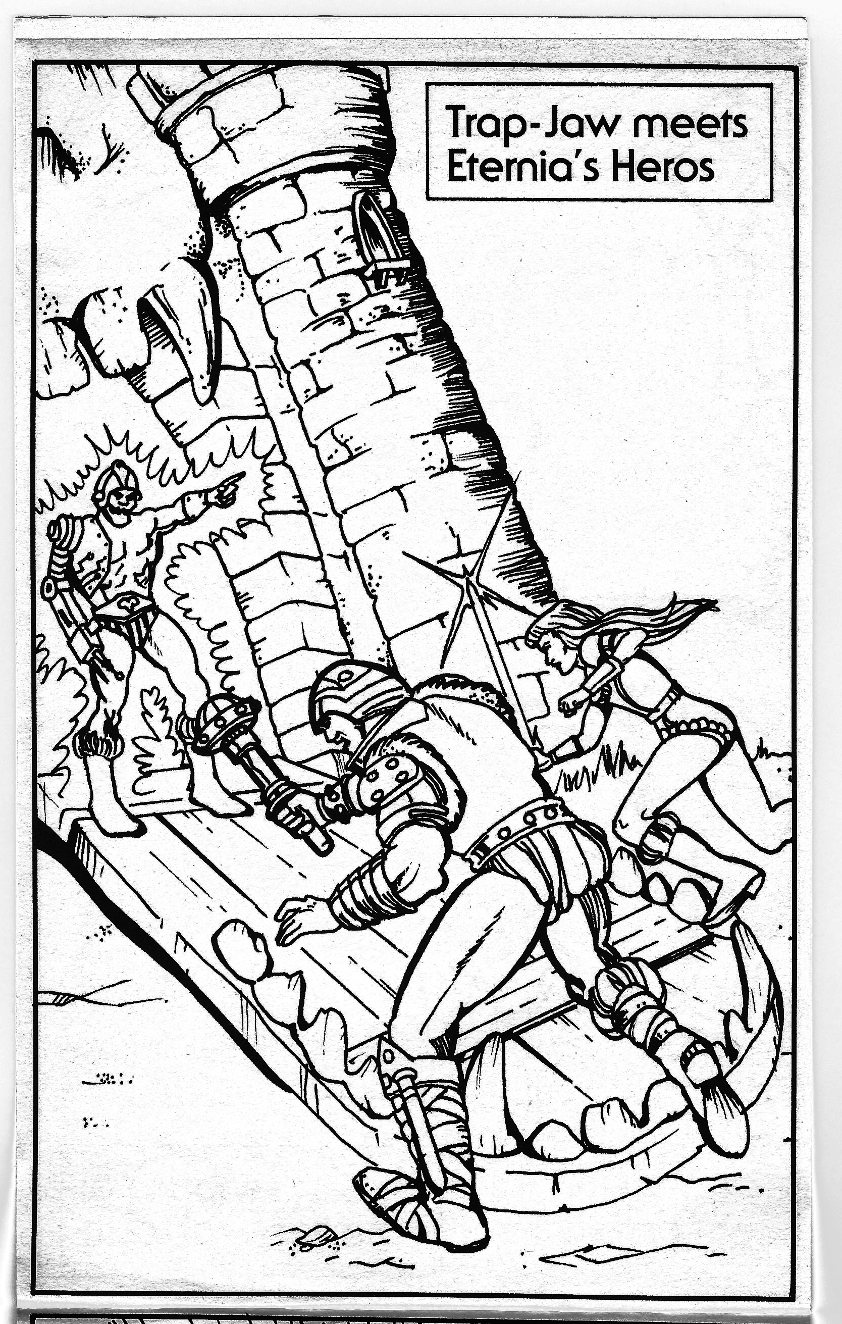 book coloring pages 1983 masters of the universe character coloring book pages book coloring pages