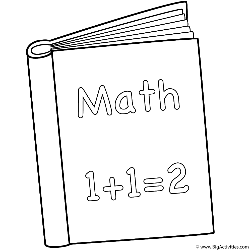 book coloring pages math book coloring page back to school coloring book pages