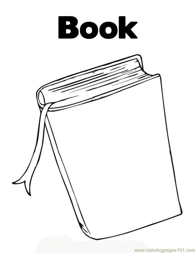 book coloring pages open book colouring pages clipartsco pages book coloring