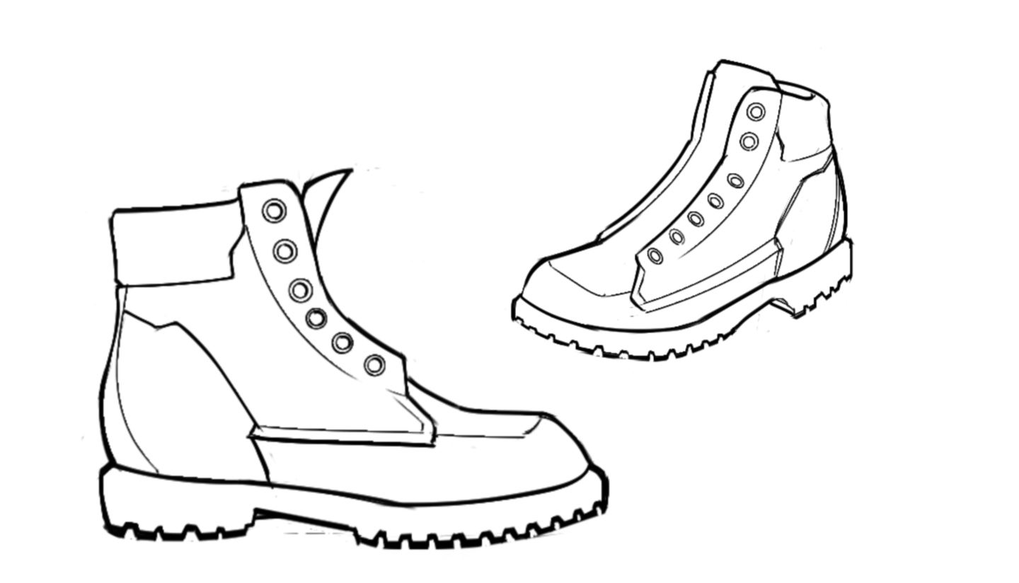 boot draw library of military boots png royalty free png files boot draw