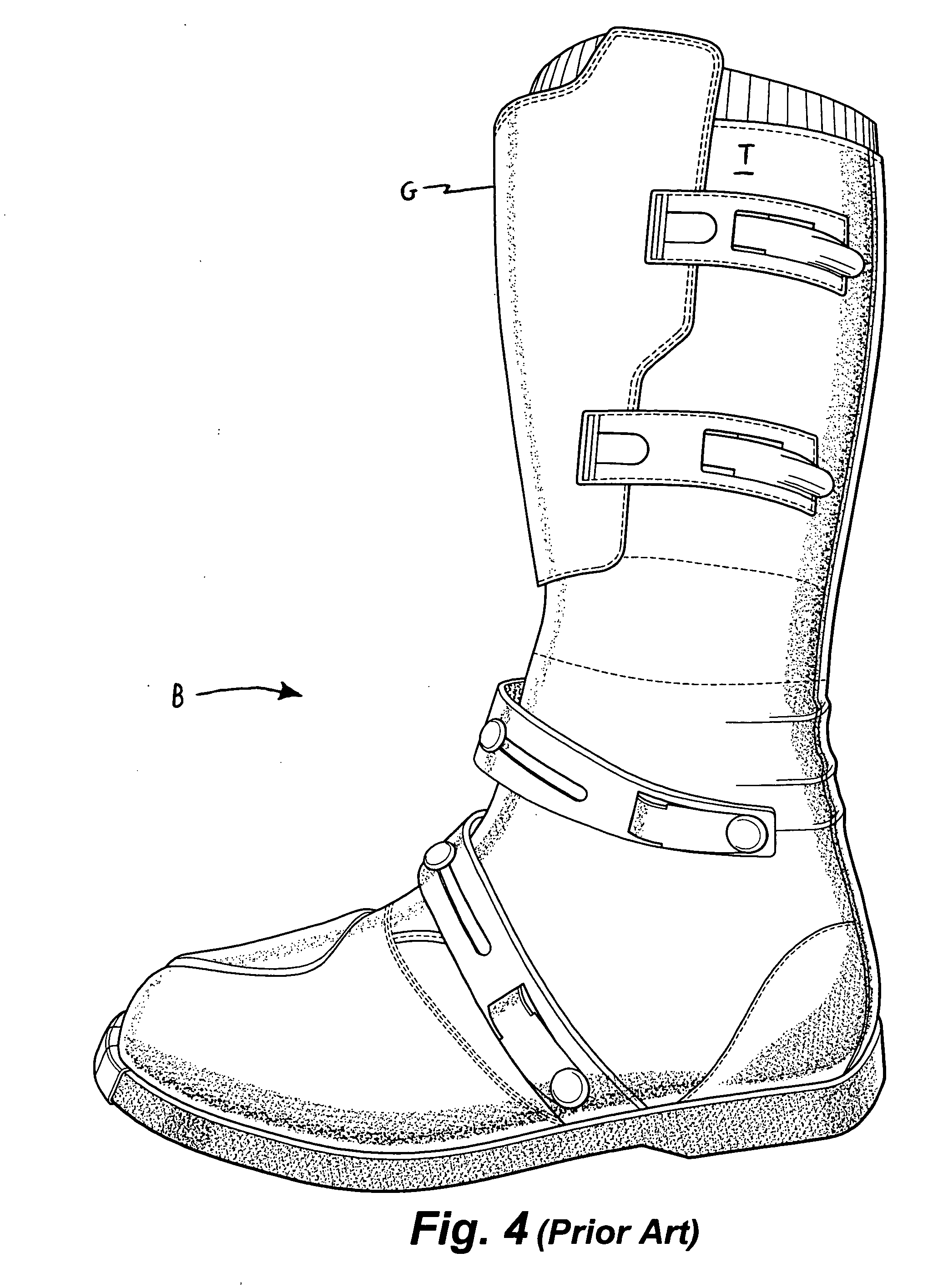 boot draw patent us20040226195 multipurpose boot google patents boot draw