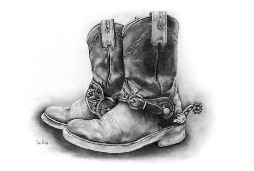 boot draw western sketches art boots wetcanvas in 2019 art boot draw