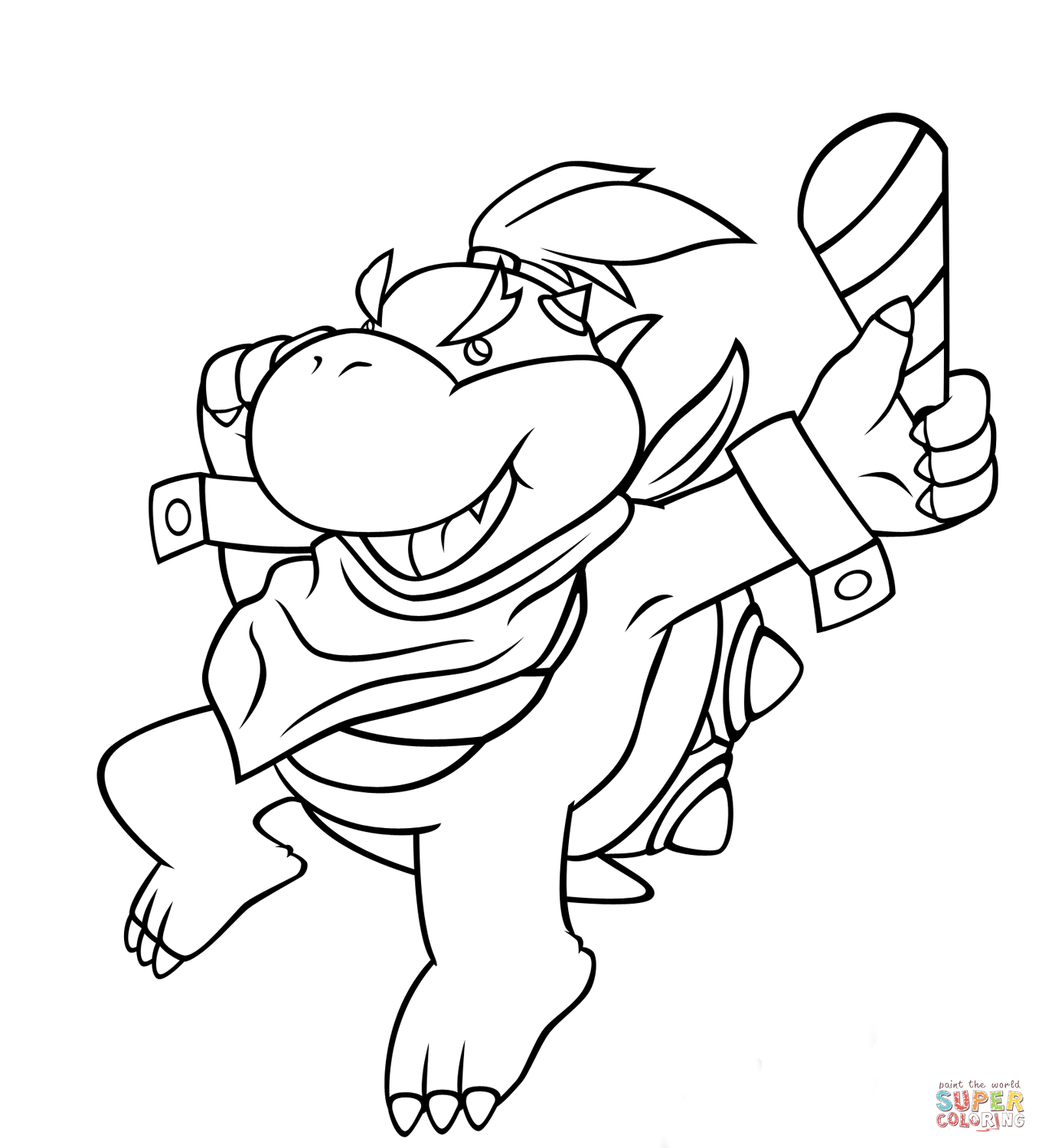 bowser colouring pages bowser coloring page coloring pages for free 2015 pages colouring bowser