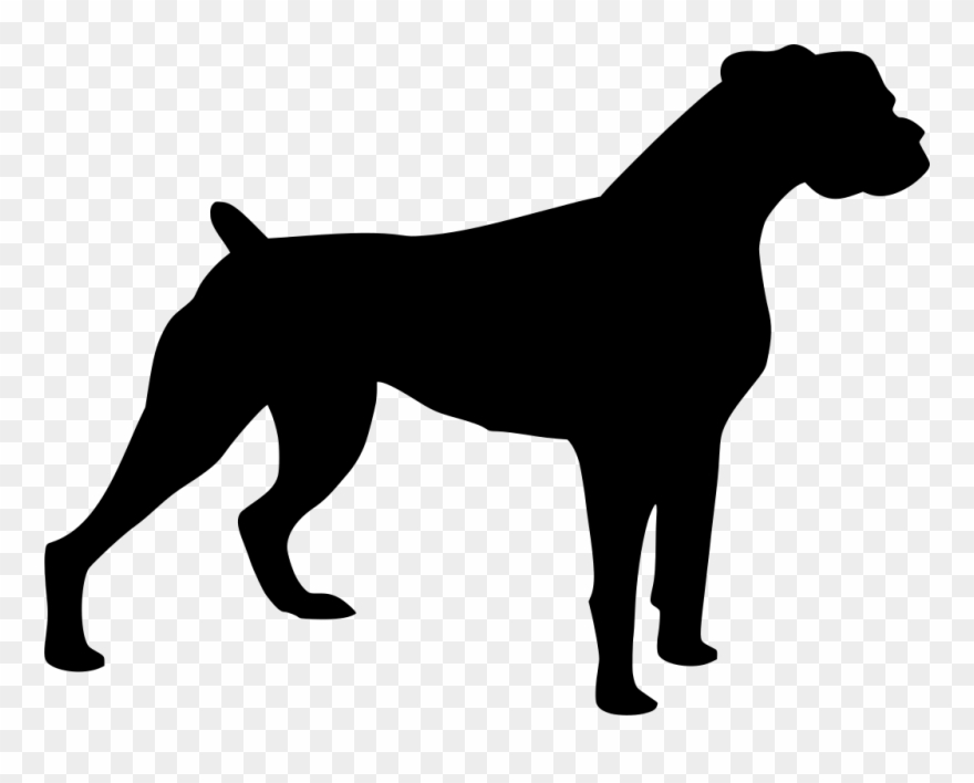 boxer dog silhouette chandeliers pendant lights dog boxer silhouette