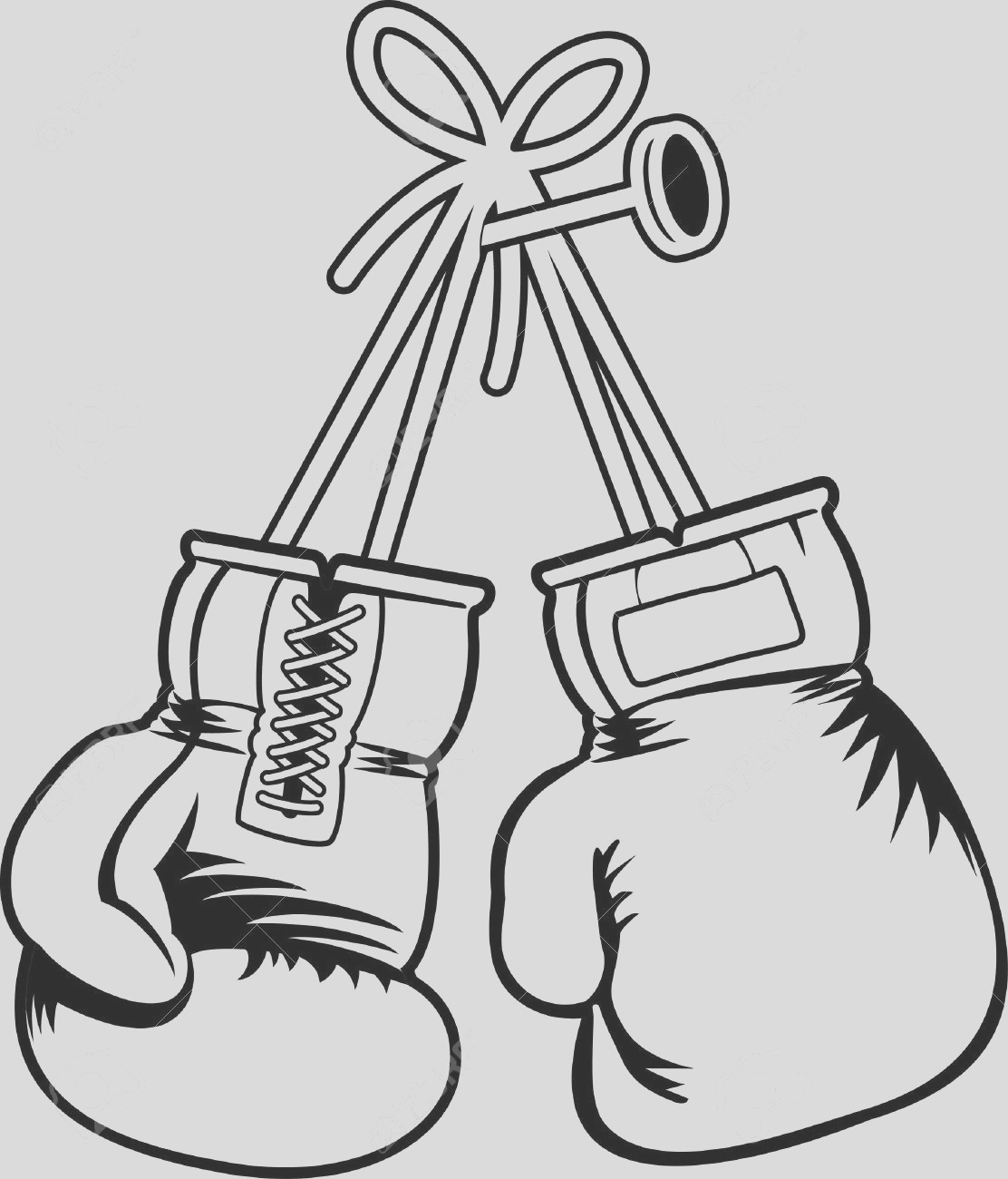 boxing gloves coloring pages boxing logo 7 fight fighting fighter mma mixed martial gloves pages coloring boxing
