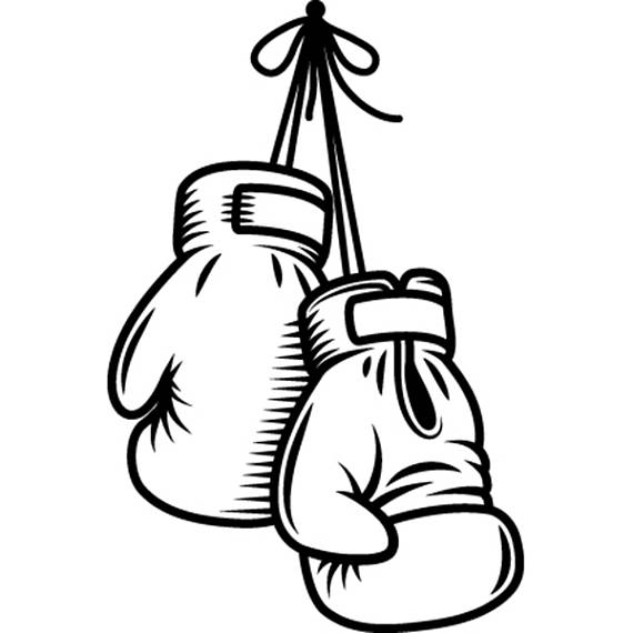 boxing gloves coloring pages free boxing glove coloring pages sketch coloring page coloring boxing pages gloves