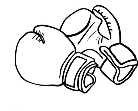 boxing gloves coloring pages printable boxing gloves coloring pages printable boxing boxing gloves pages coloring