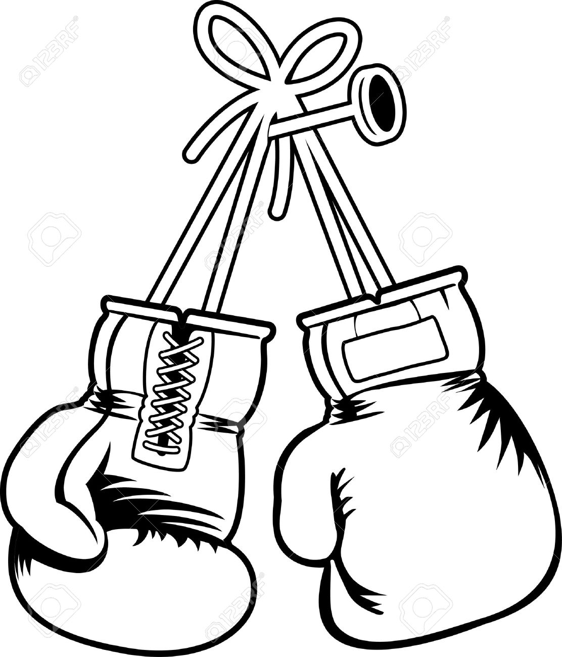 boxing gloves coloring pages sports boxing coloring pages printable kinderpagescom coloring boxing gloves pages