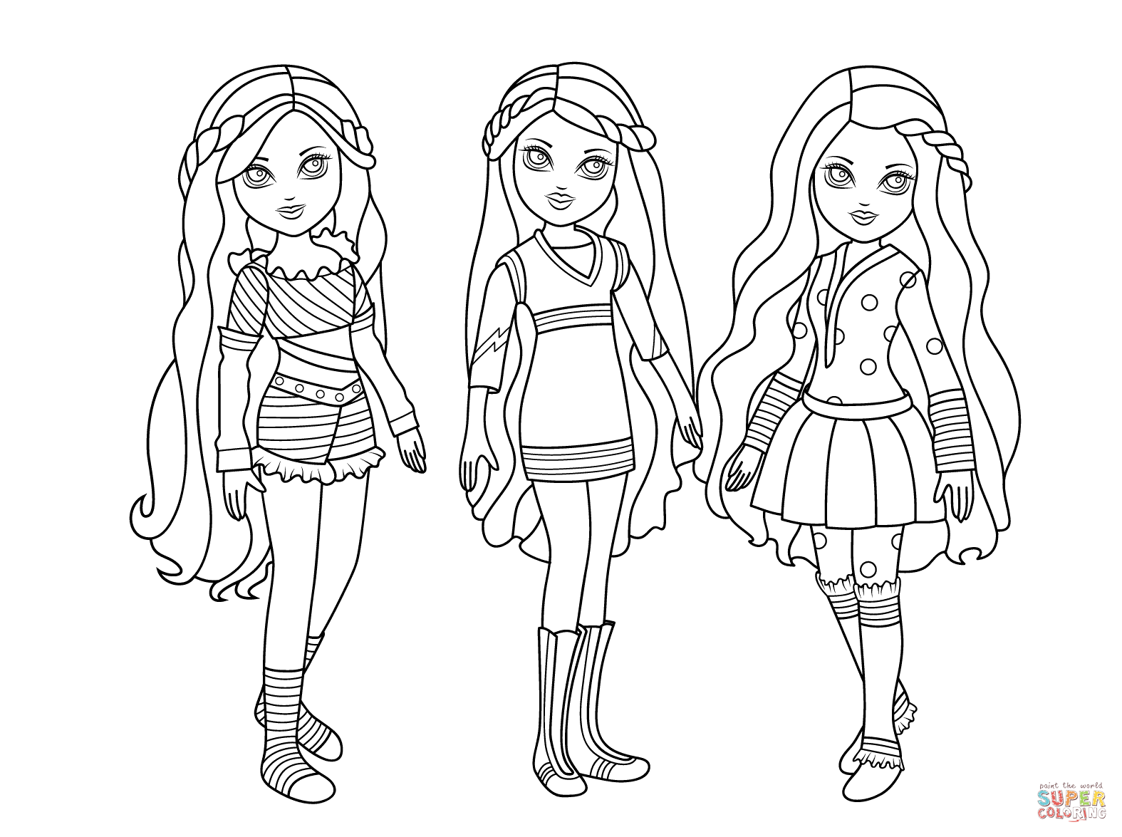 boxy girl coloring pages pin by aidan kelly on radom coloring pages chibi coloring girl boxy pages