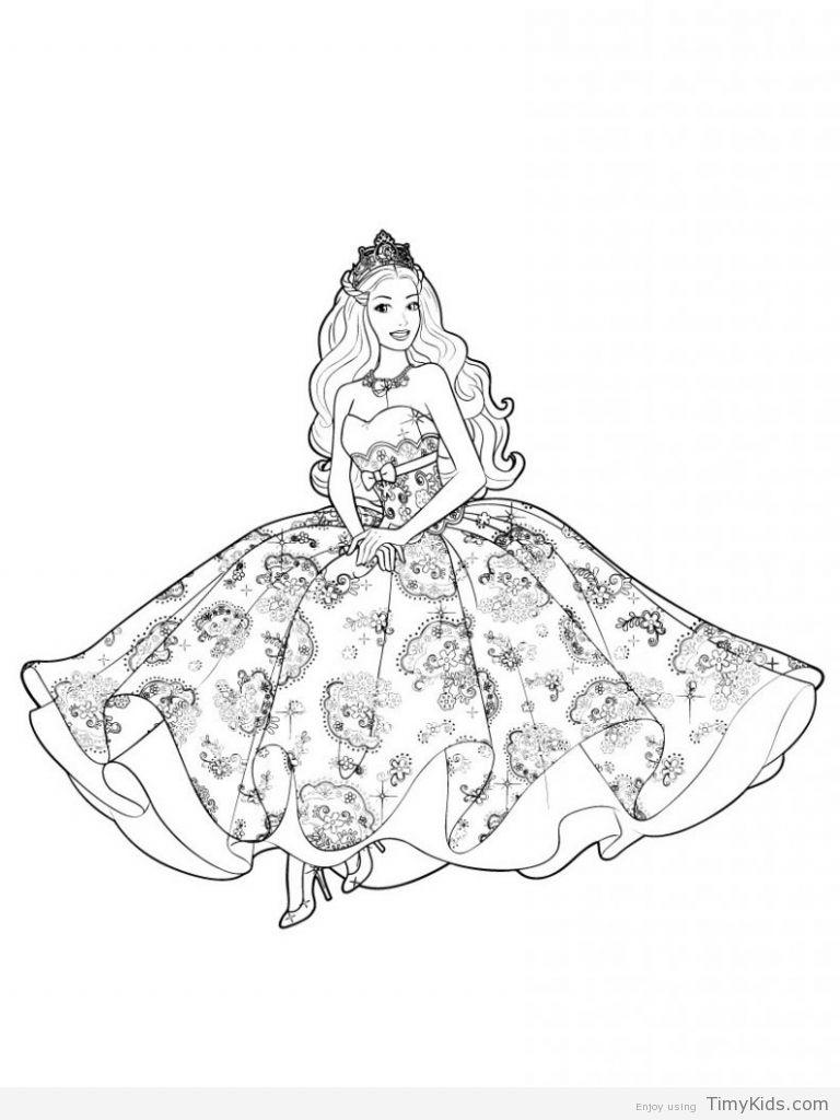 boxy girl coloring pages princess barbie coloring pages 2 boxy coloring girl pages