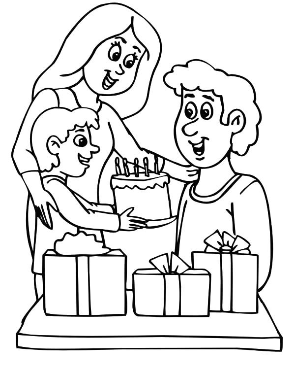 boy birthday coloring pages best 30 happy birthday coloring pages for boys home coloring birthday boy pages