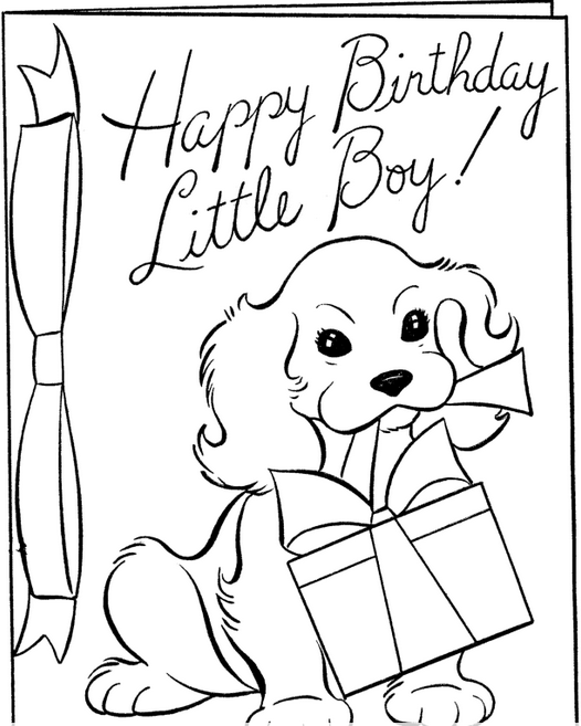 boy birthday coloring pages coloring books personalized boy birthday coloring book boy coloring birthday pages